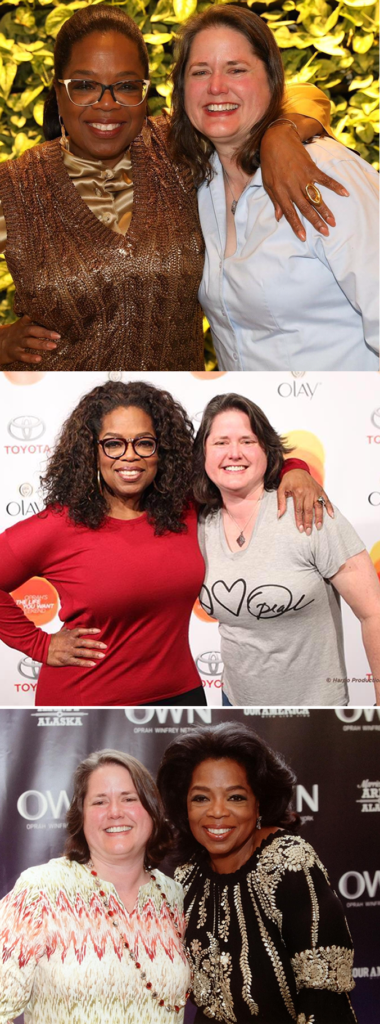 The Three Times I Have Been with Oprah